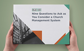 Church Management Software (ChMS), Database and Website CMS